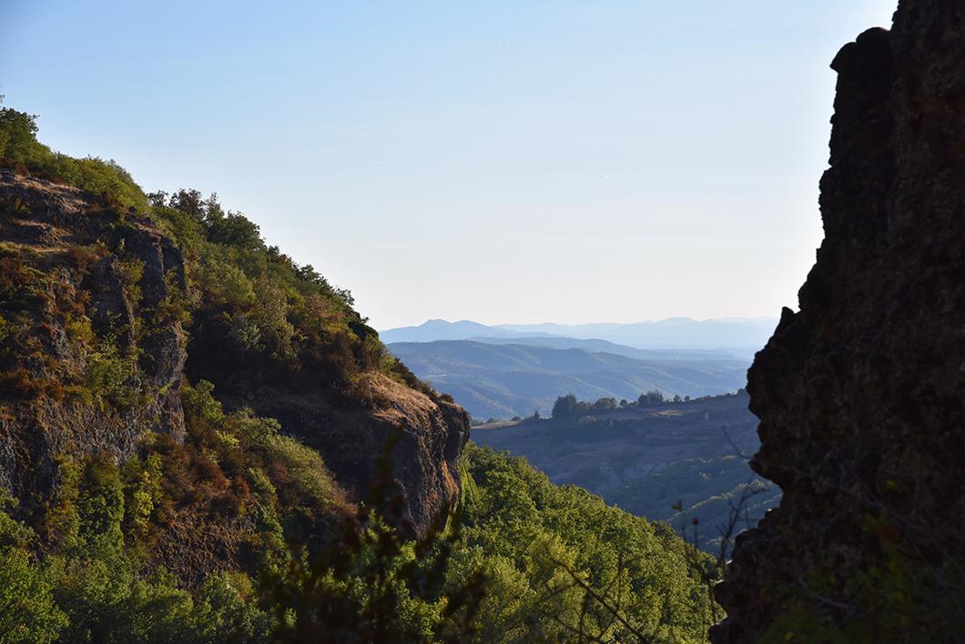 Les Balmes de Montbrun - week end oenotourisme en Ardèche