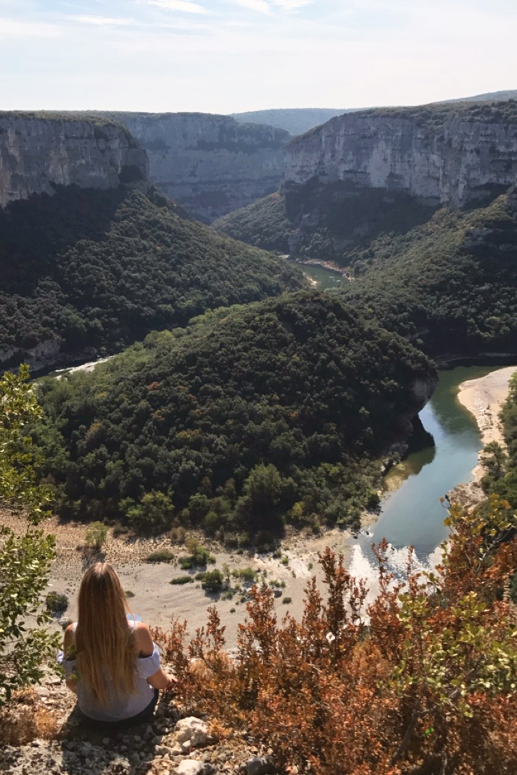 week end oenotourisme en Ardèche