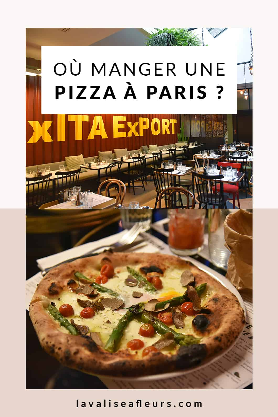Où manger une pizza à Paris ? Notre classement
