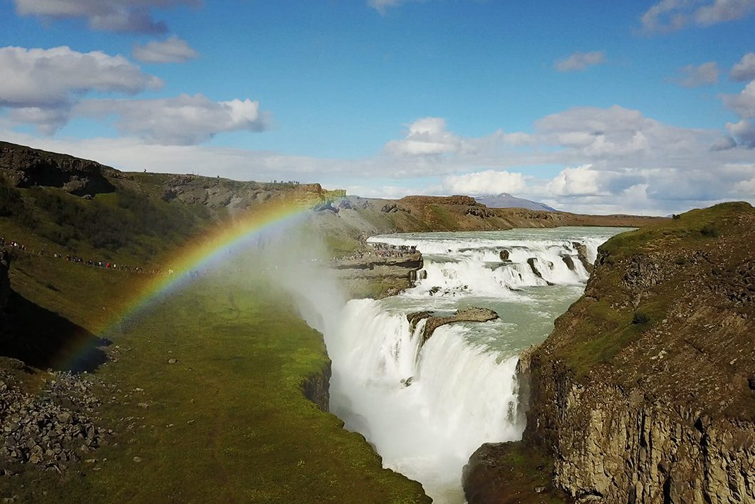 Road trip en Islande - Triangle d'or
