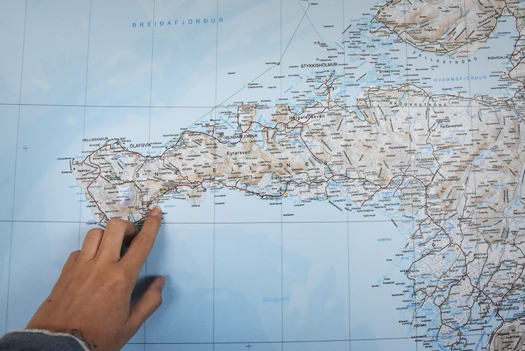 Road trip en Islande