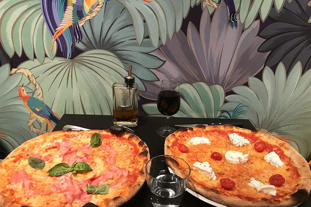 Les meilleures pizzas de Paris, Scotta