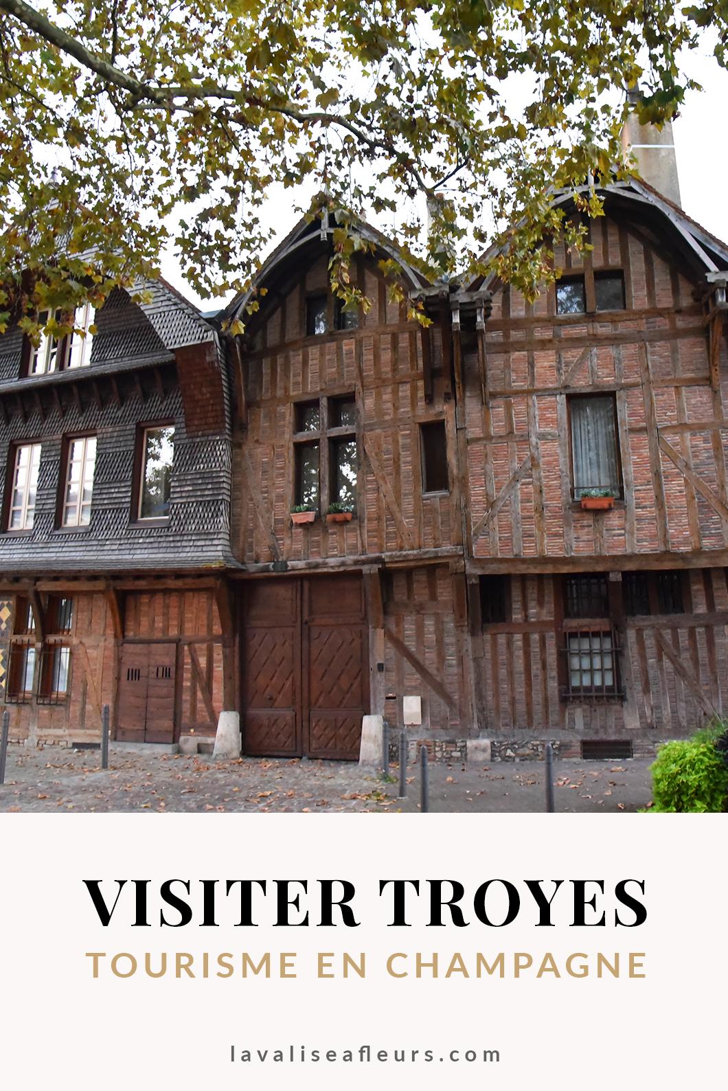Visiter Troyes en Champagne