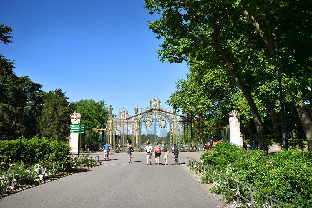 Parc de la Tête d'Or - Visites à faire à Lyon