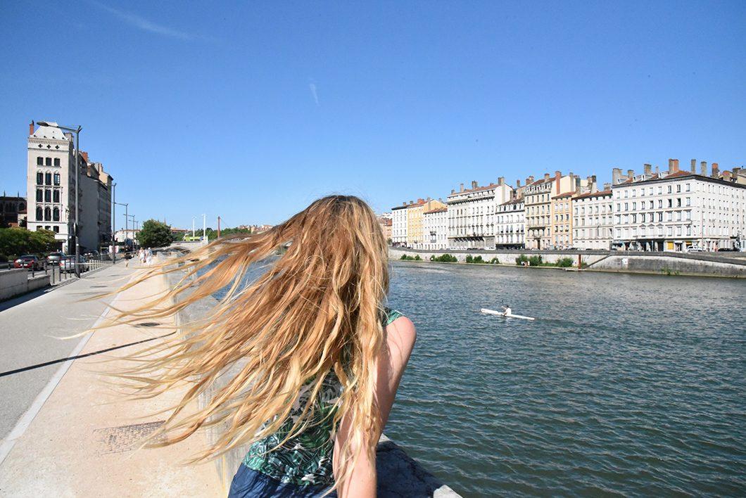 La presqu'île et les quais - un week end à Lyon