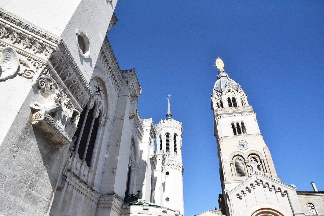 Fourvière - un week end à Lyon