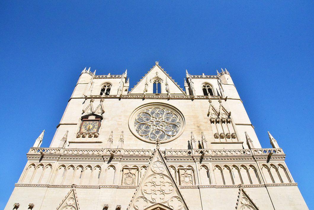 Cathédrale Saint-Jean-Baptiste - Vieux Lyon