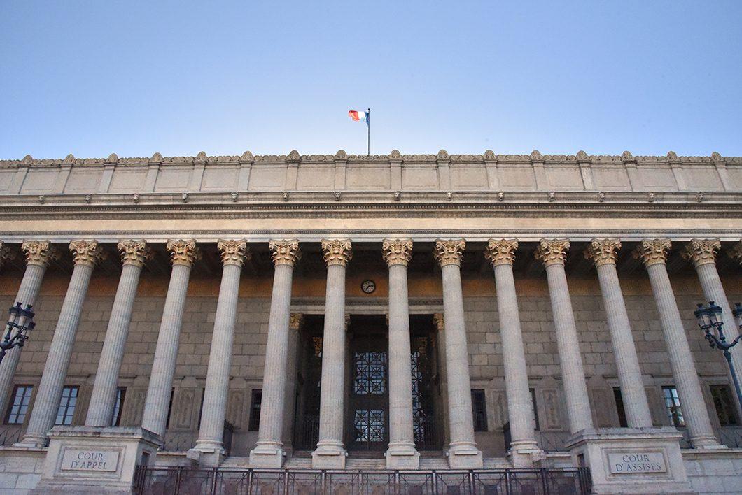 le palais des 24 Colonnes - Vieux Lyon