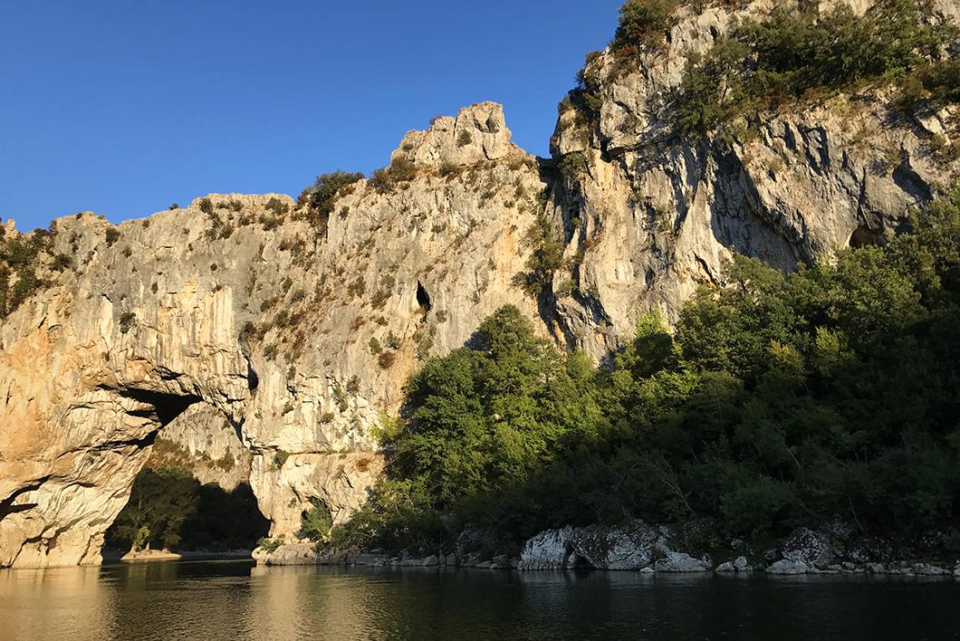 Pont d'Arc - week end oenotourisme en Ardèche