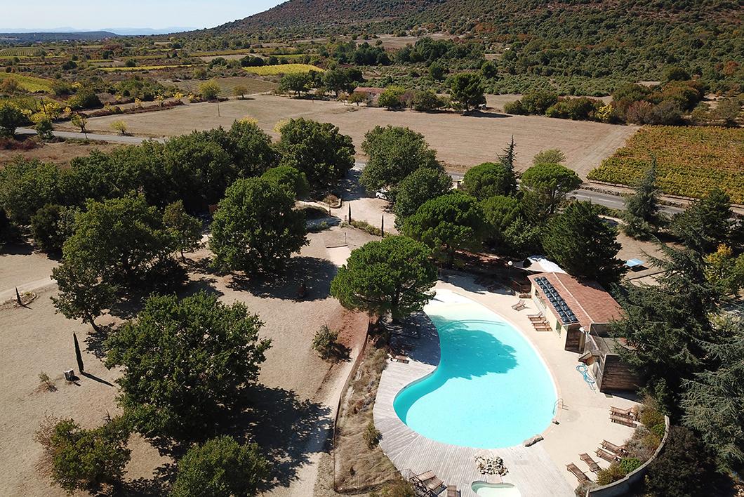 Domaine de Briange - week end oenotourisme en Ardèche
