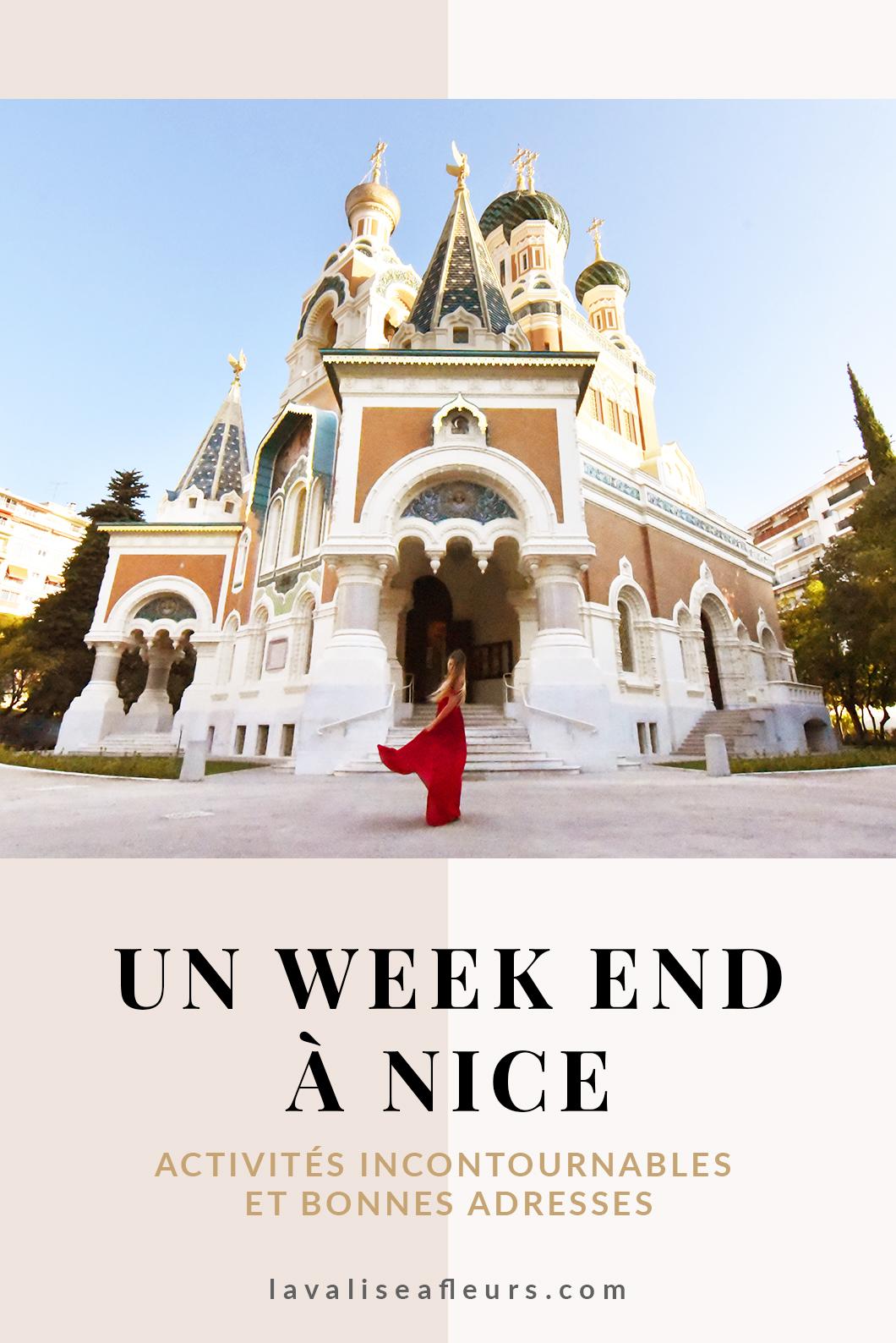 Activités incontournables et bones adresses à Nice