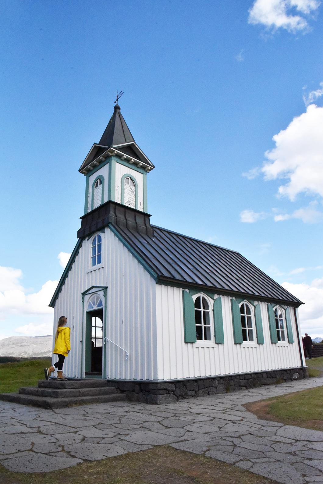 Þingvellir - Road trip en Islande