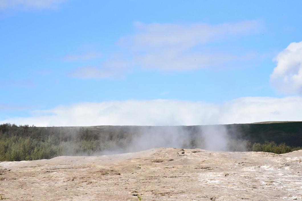 Geysir - Road trip en Islande