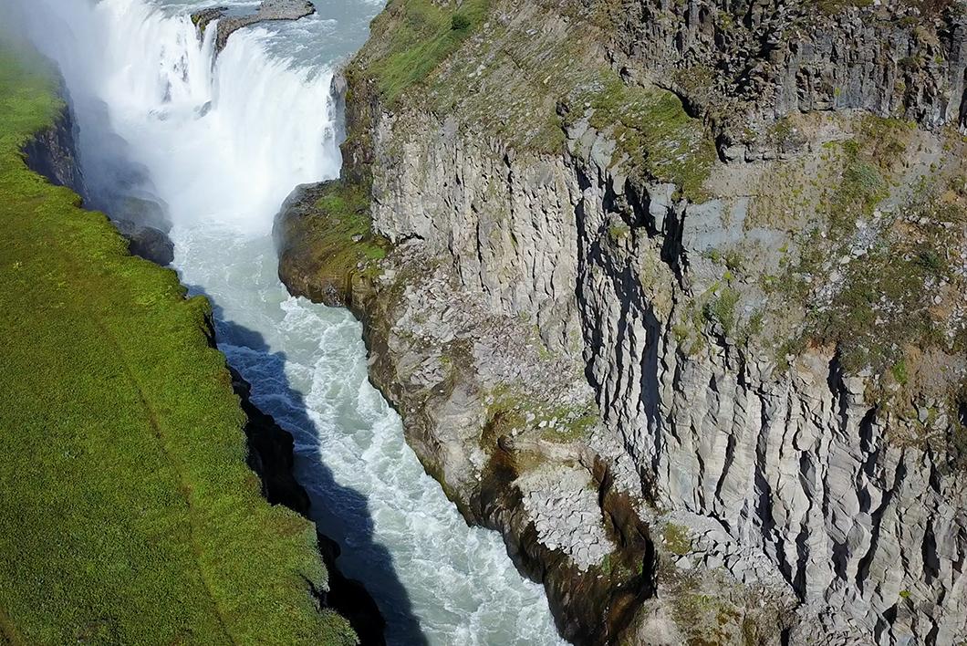 Gullfoss - Road trip en Islande