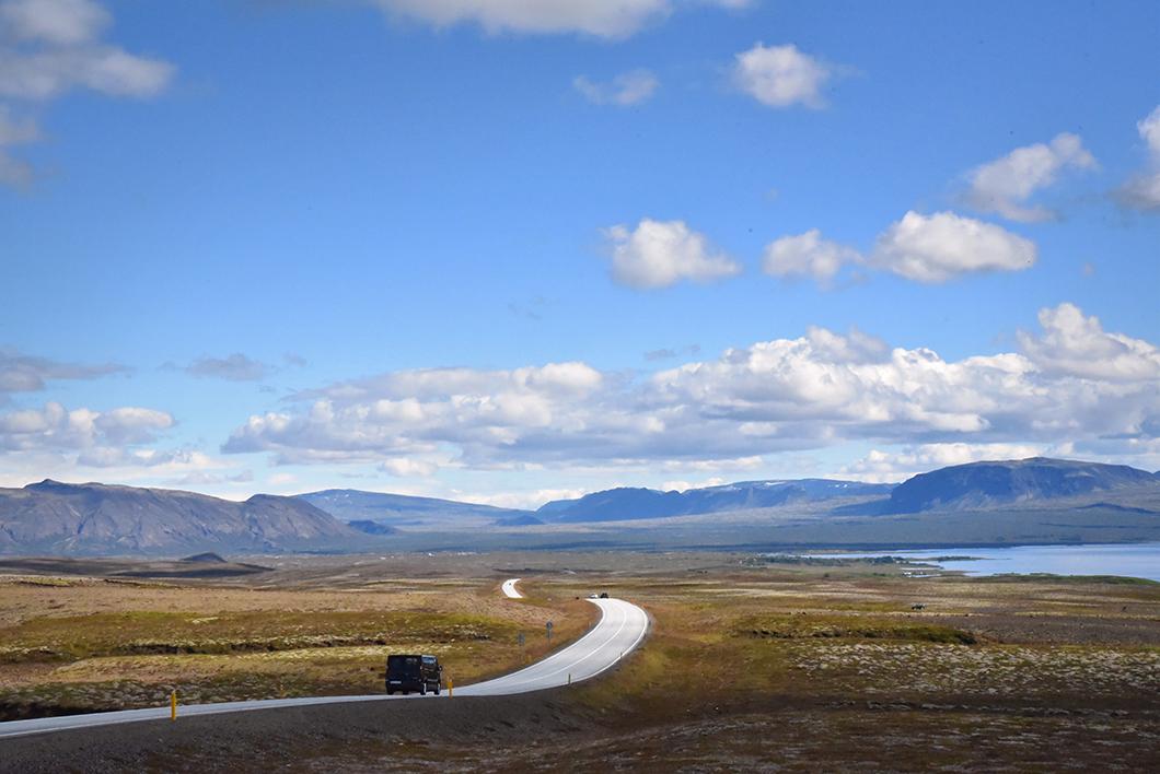 Cercle d'or - Road trip en Islande
