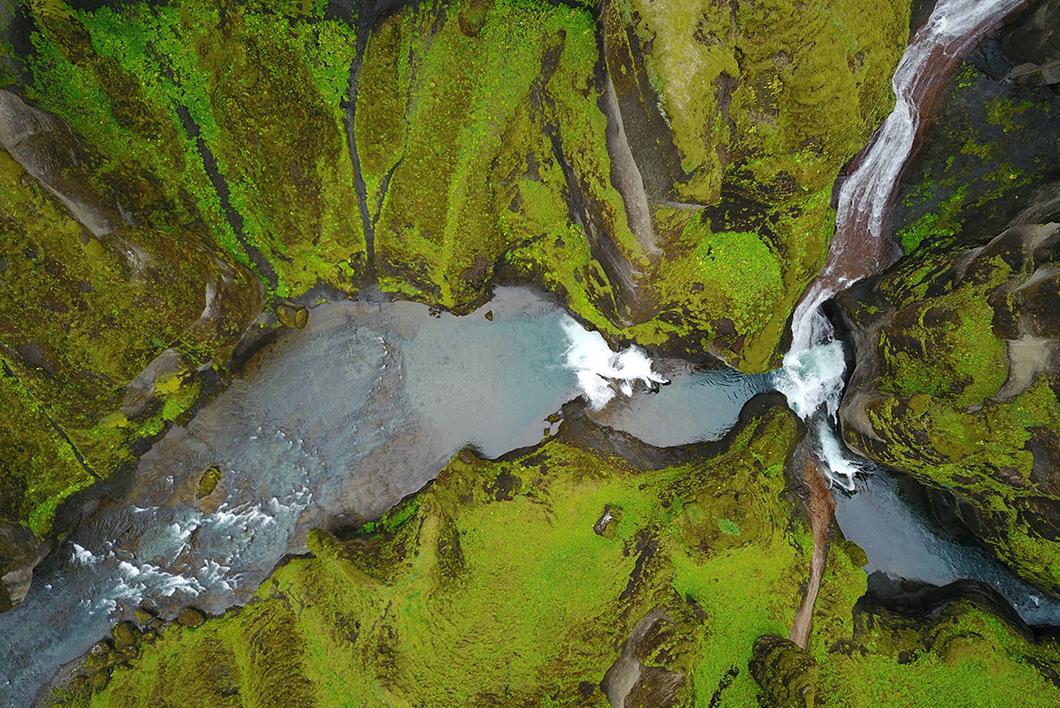 Fjaðrárgljúfur Canyon - Road trip Islande