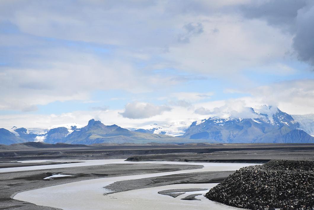 Parc national de Skaftafell - Road trip Islande