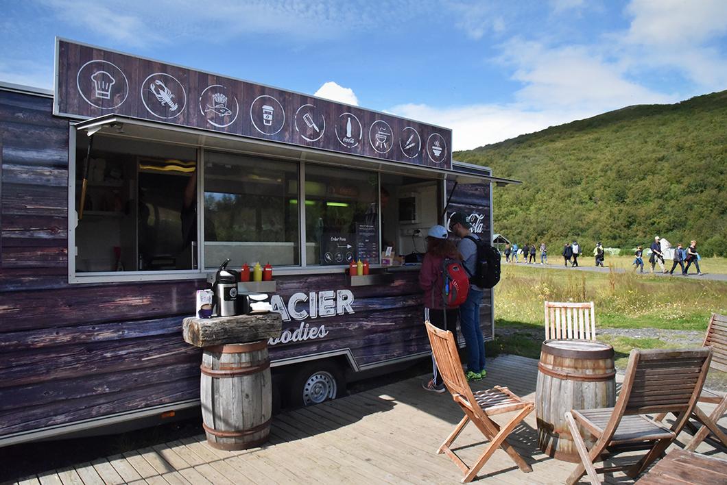 Glacier Goodies - Skaftafell - Road trip Islande