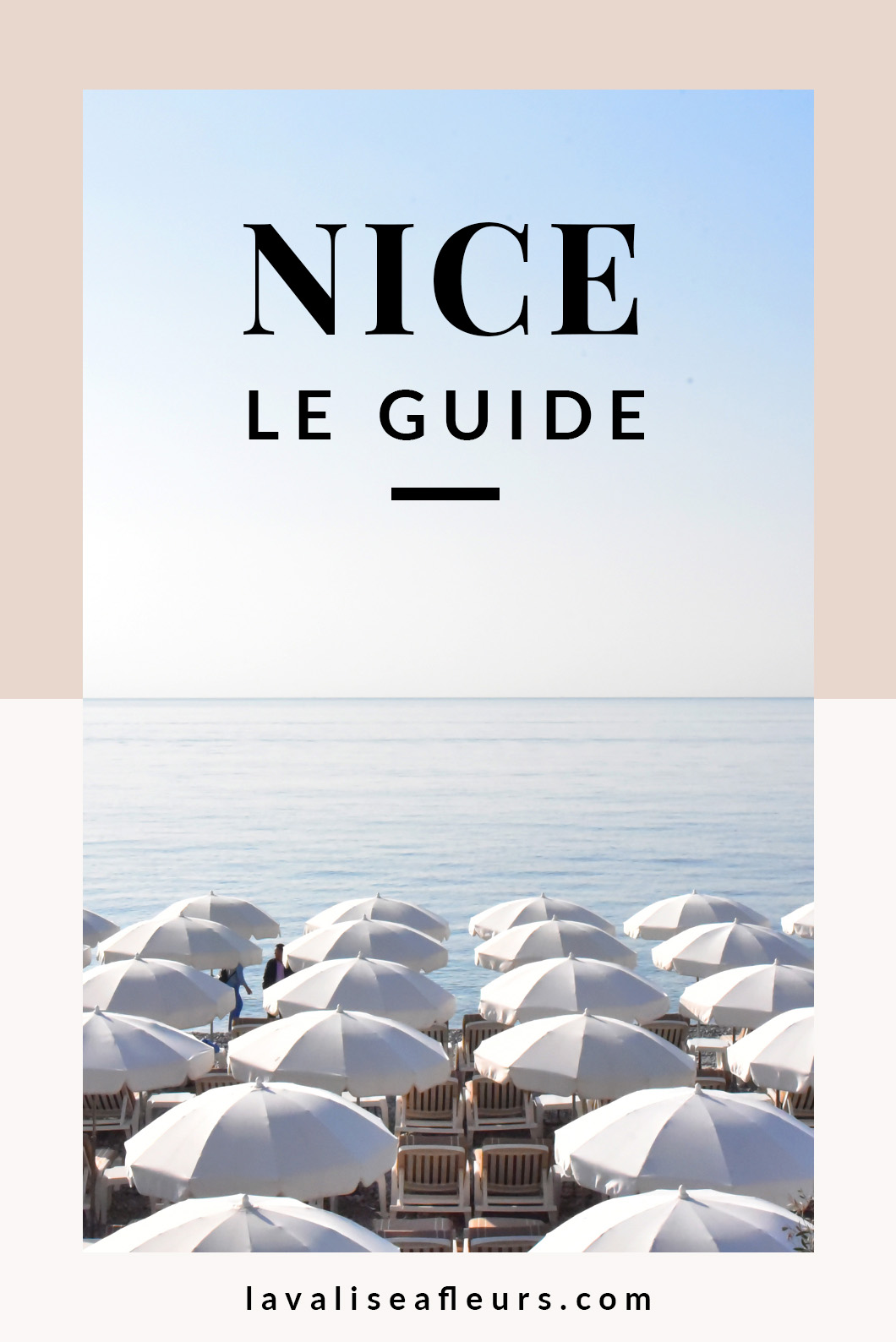 Guide de Nice en France