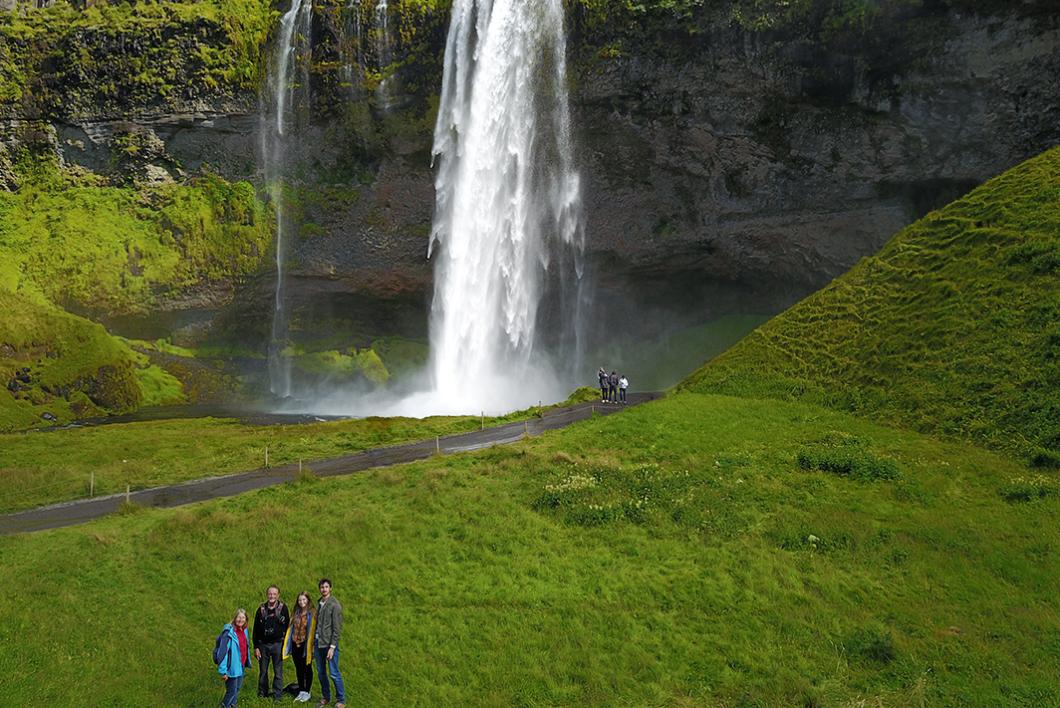 Seljalandsfoss - Road trip Islande