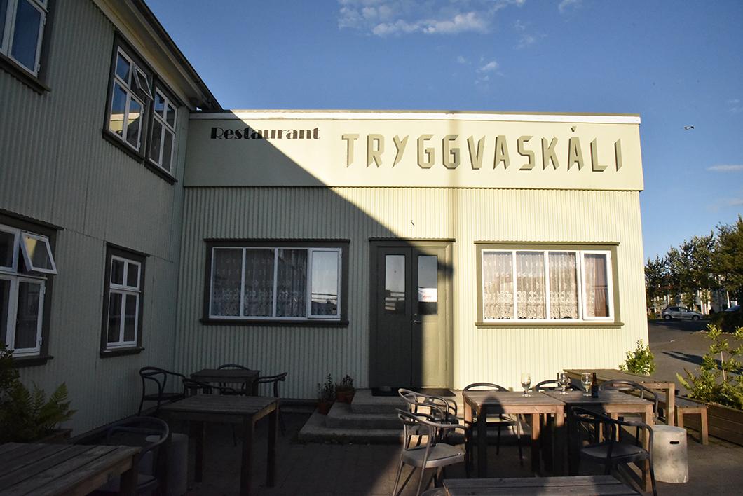 Tryggvaskáli - Selfoss - Road trip Islande