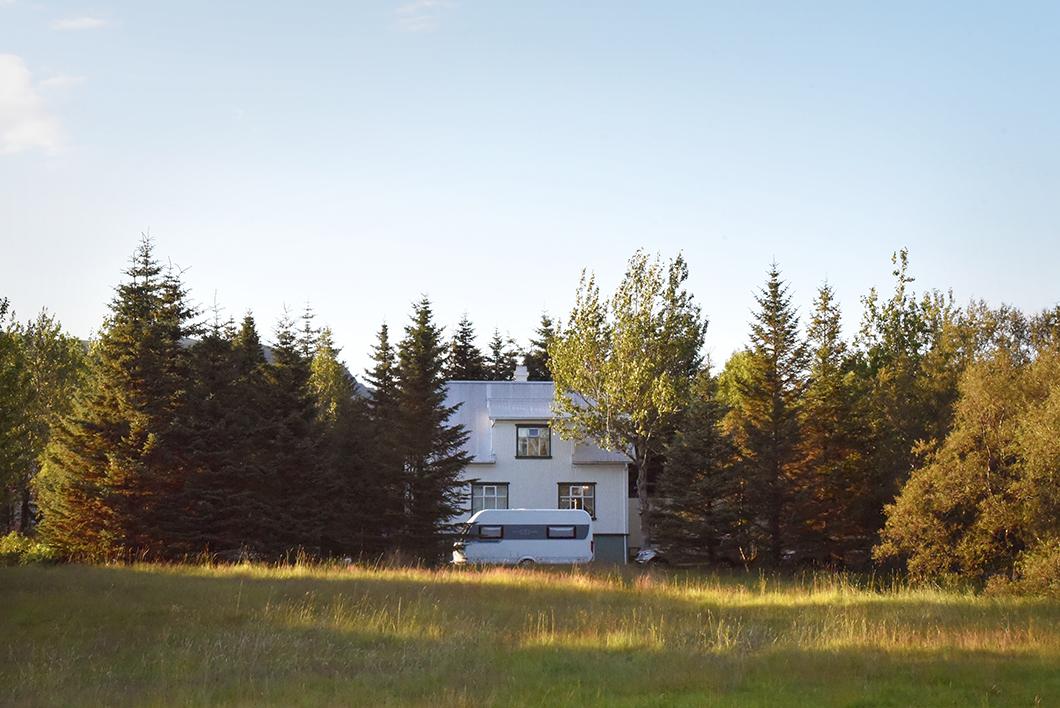 Selfoss - Road trip Islande