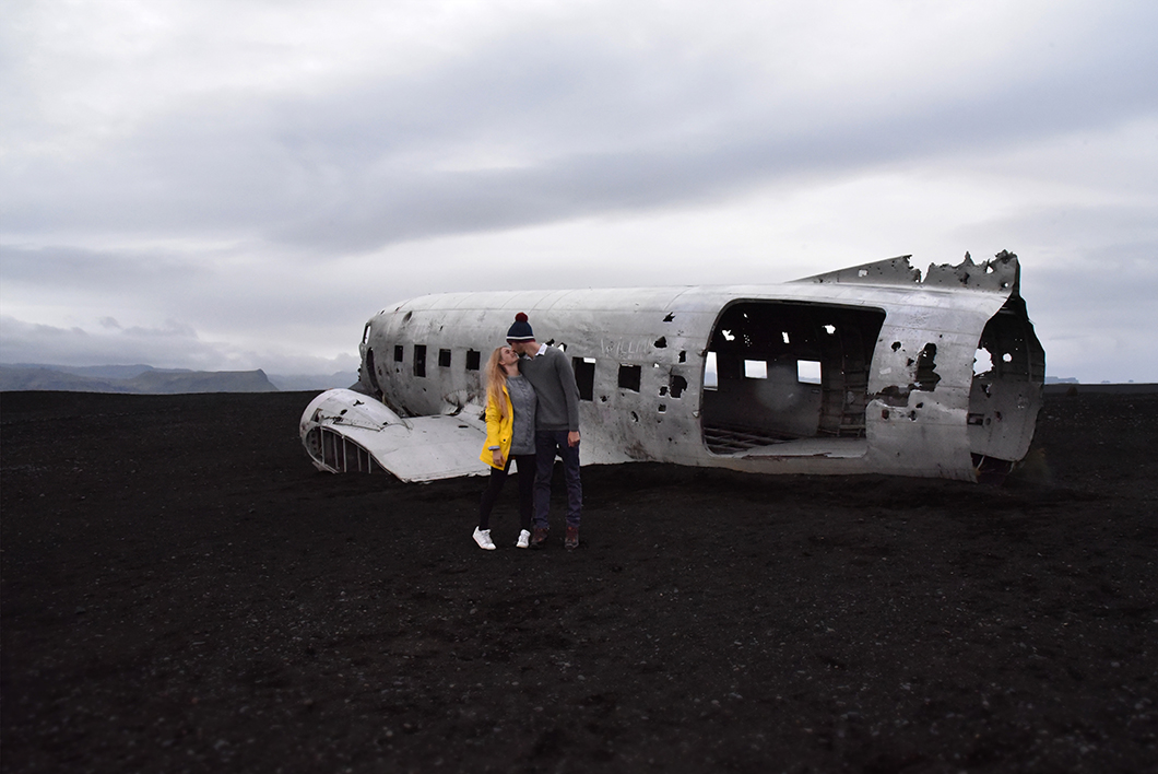 Solheimasandur Plane Wreck - Vík - Road trip Islande