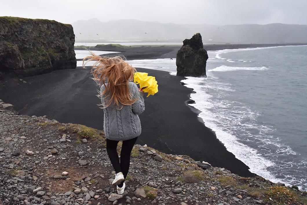 Dyrhólaey - Vík - Road trip Islande