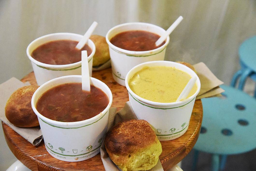 Soup Compagny - Vík - Road trip Islande