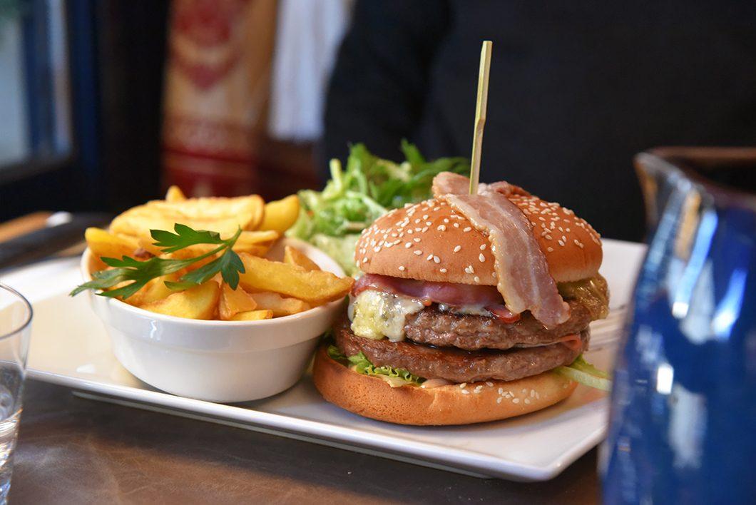 Fairway - manger à Villard-de-Lans