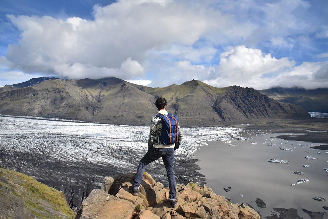 Parc national de Skaftafell - randonnées à faire en Islande