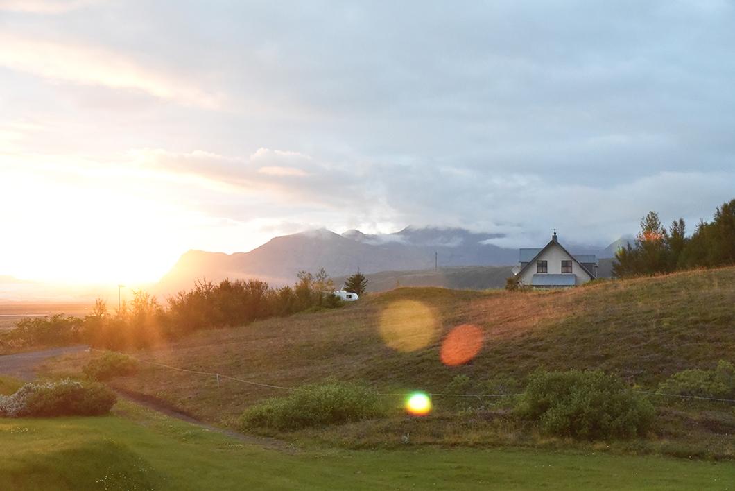 Skaftafell Hôtel - Skaftafell - Road trip Islande