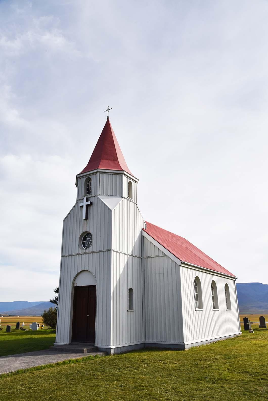 Eglise Glaumbær