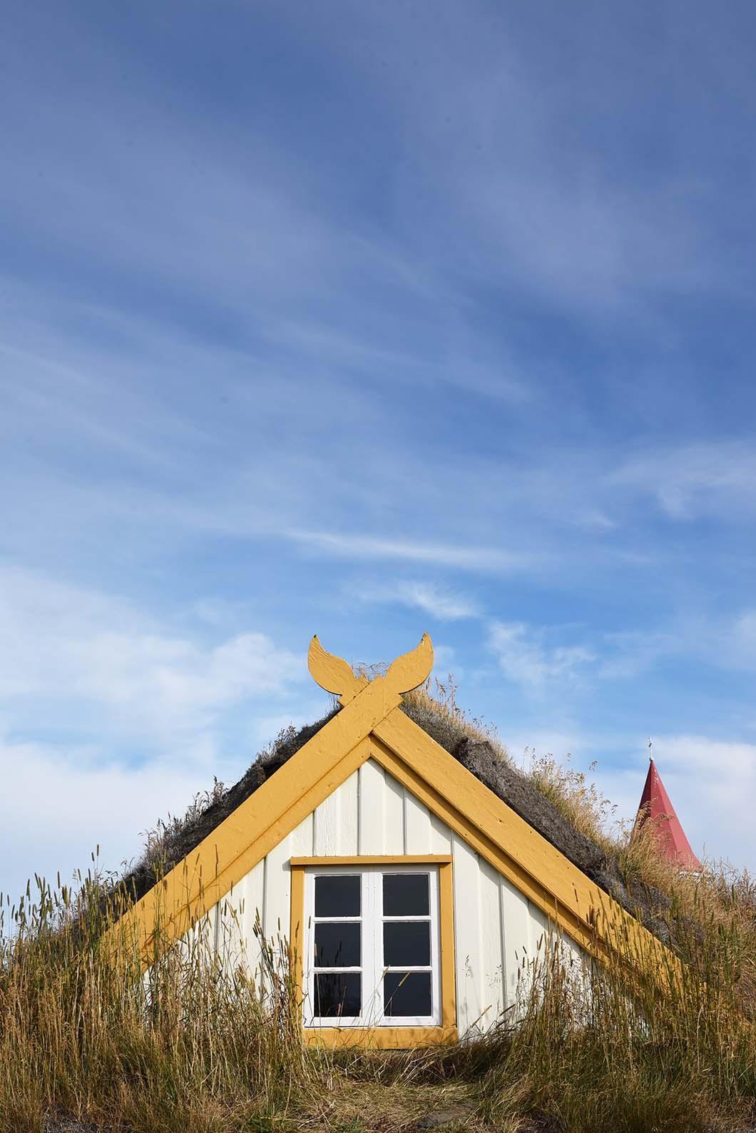 Glaumbær - Islande