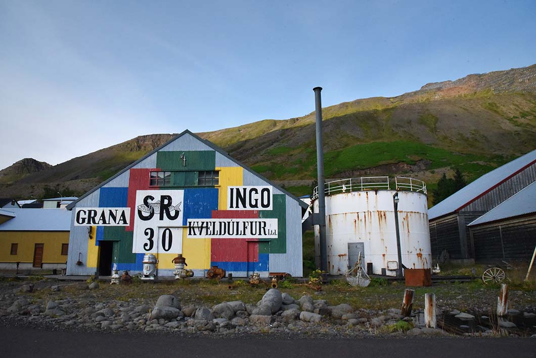 Tröllaskagi - Islande