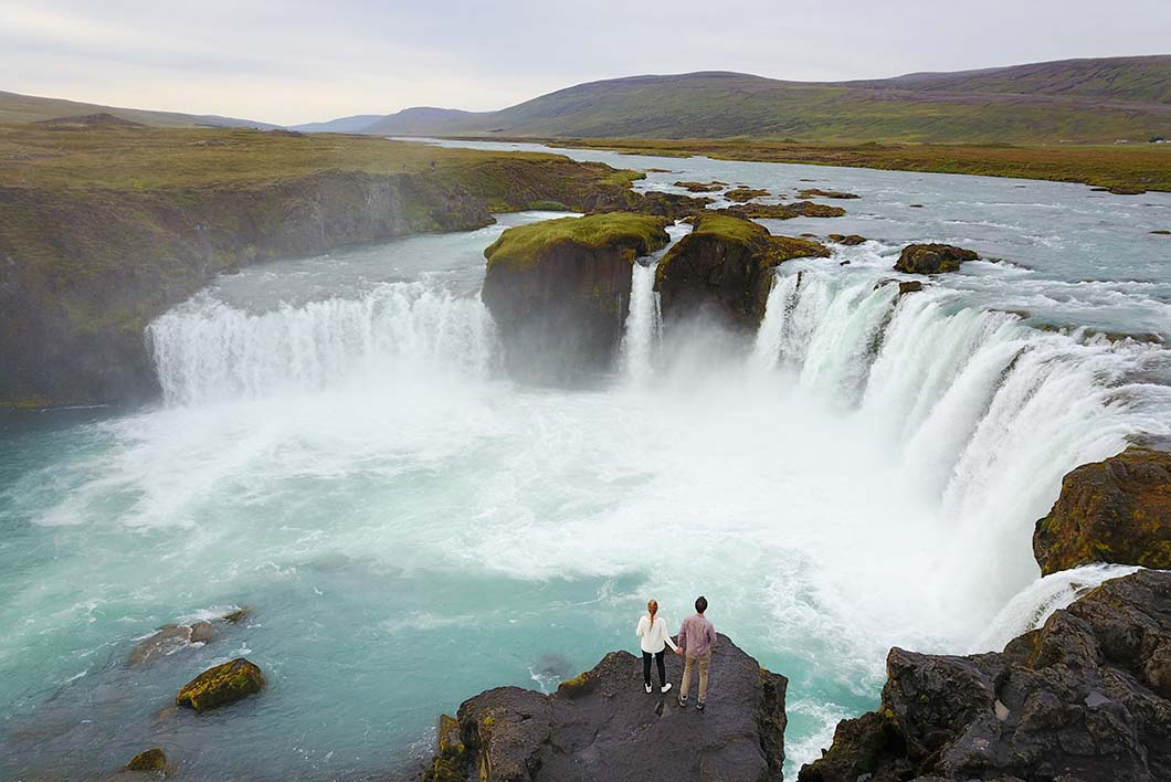 Goðafoss Islande