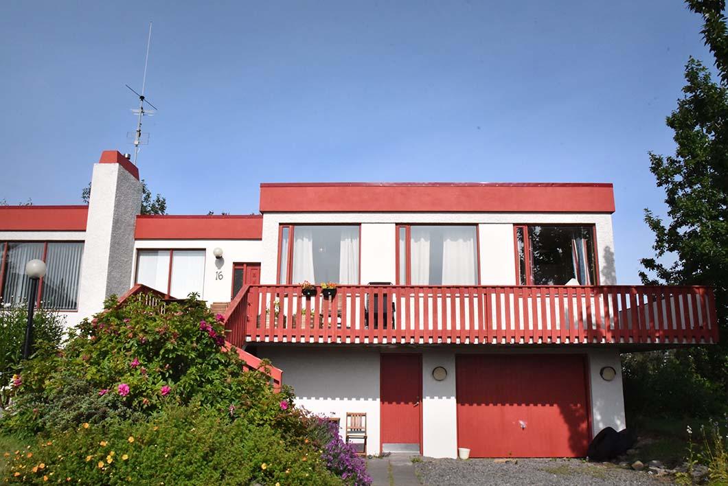 Dalvik - Fjord Eyjafjörður