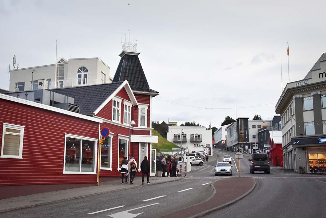 Akureyri - Road trip Islande