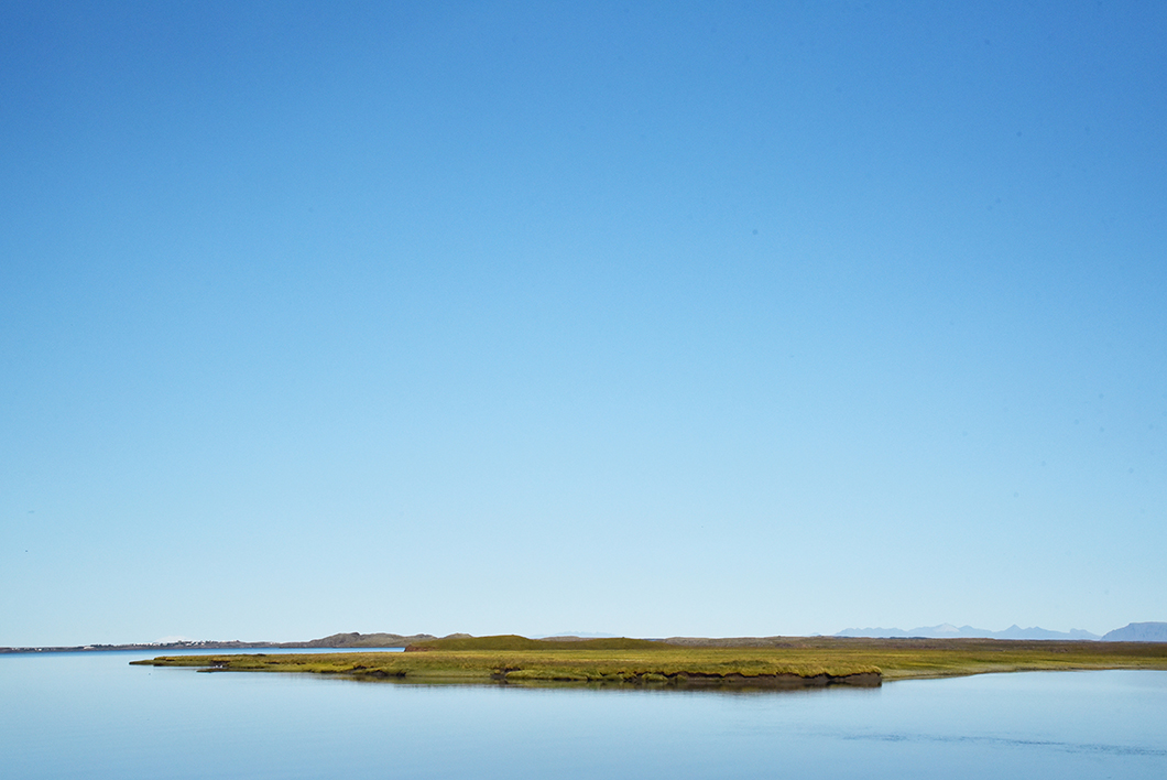 Reykholt - Road trip Islande