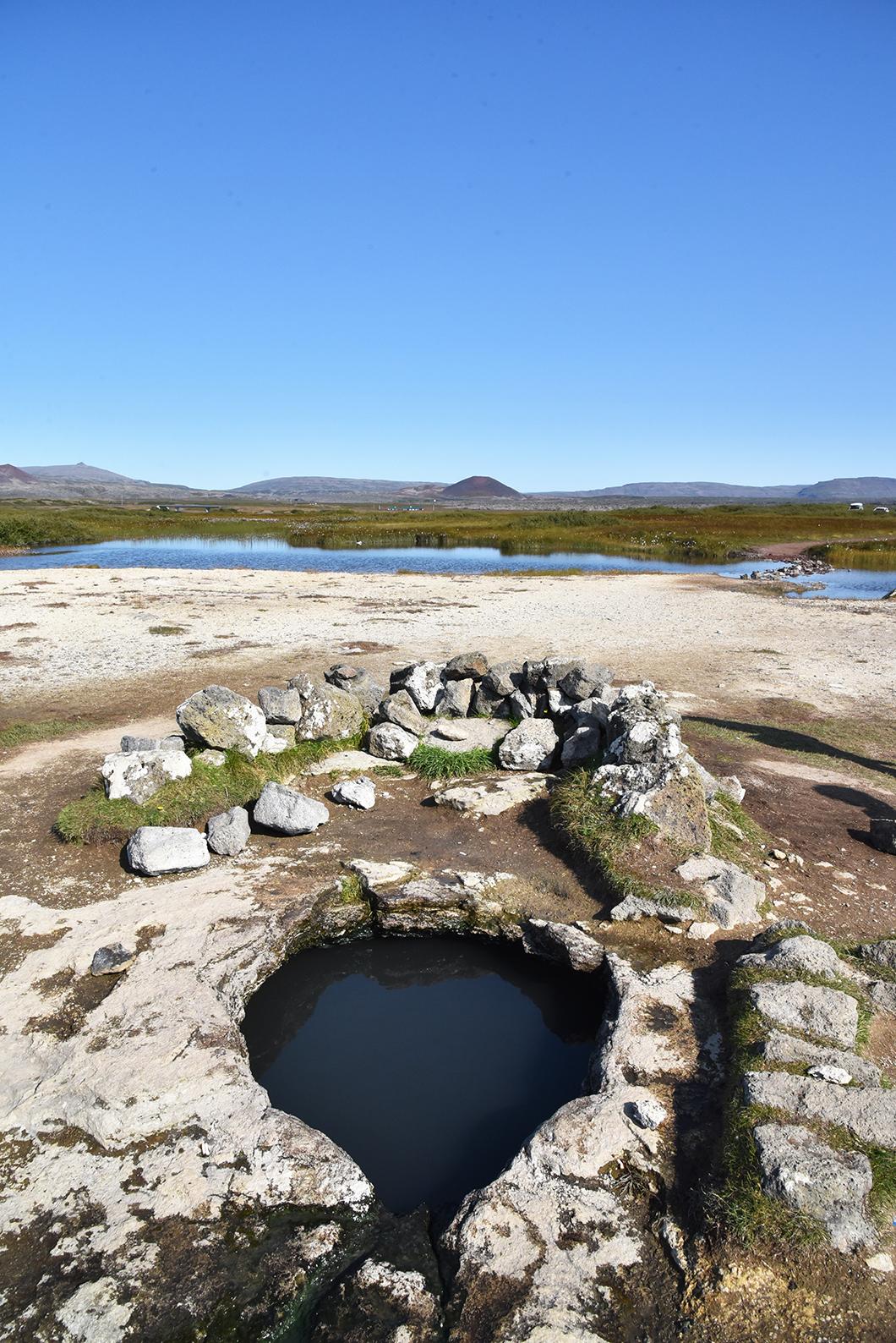 Landbrotalaug Hot Springs
