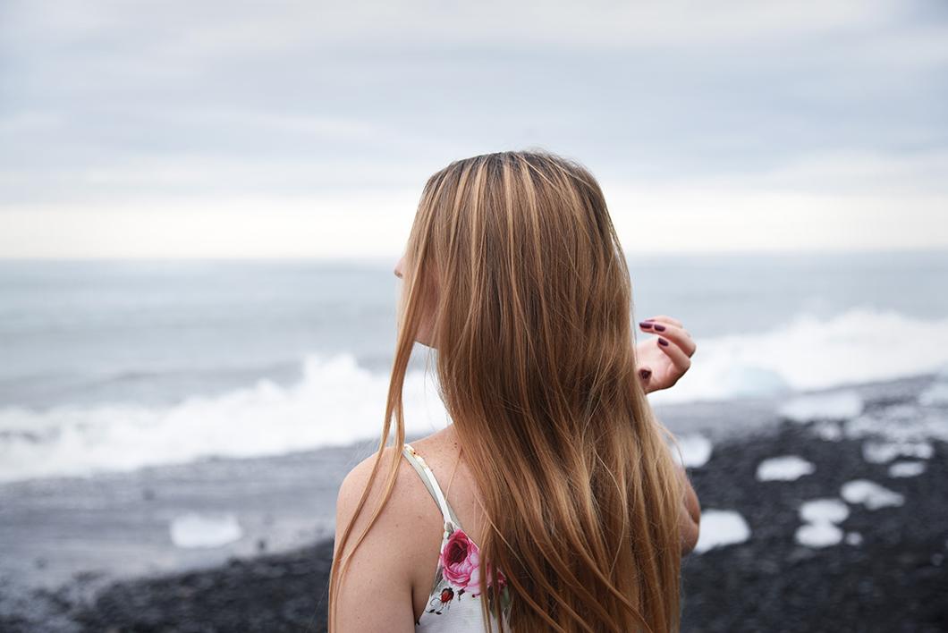 Diamond beach - Plus belle plage Islande