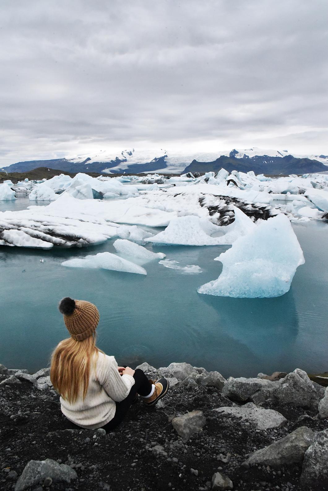 Visiter Jökulsárlón en Islande
