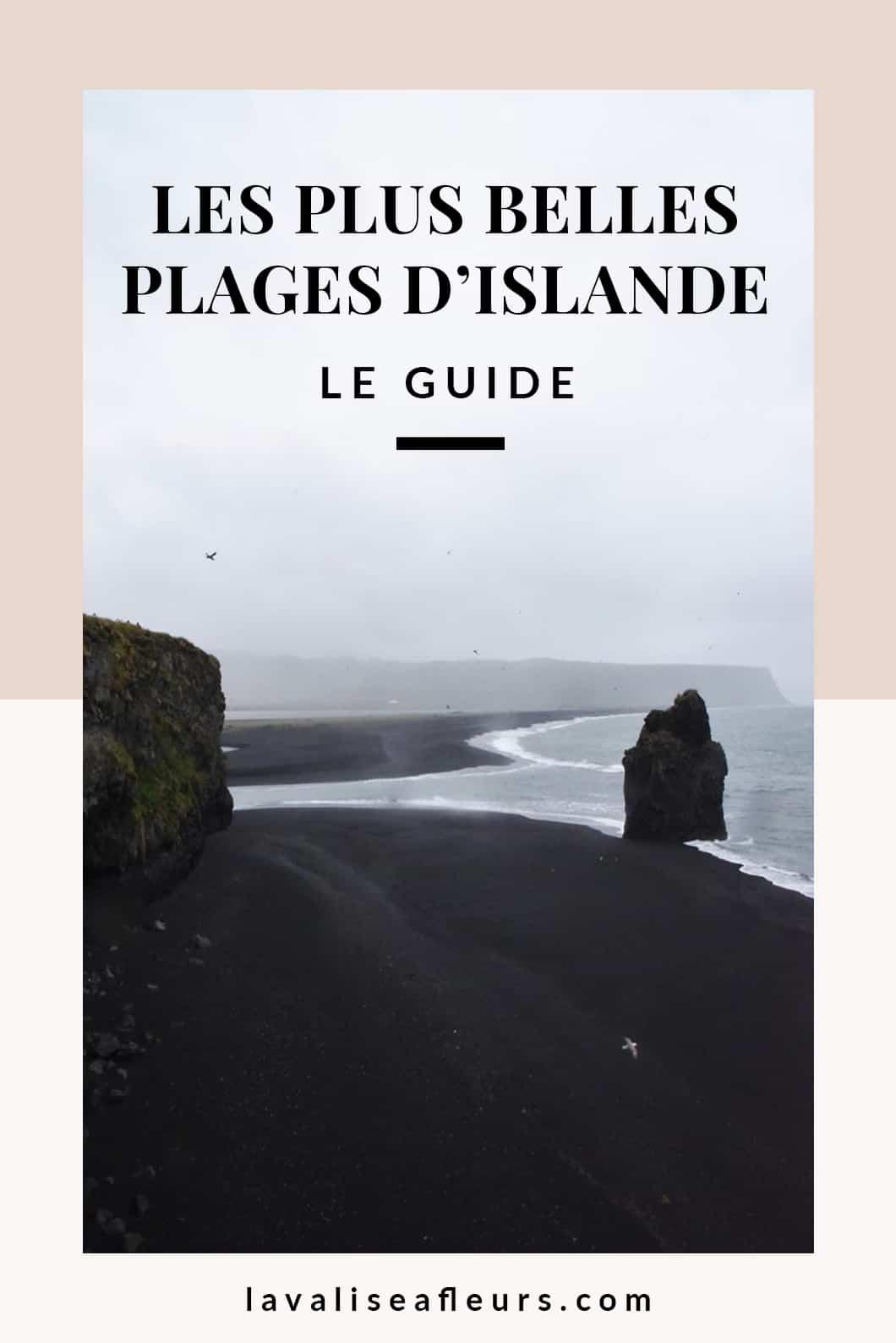 Les plus belles plages d'Islande