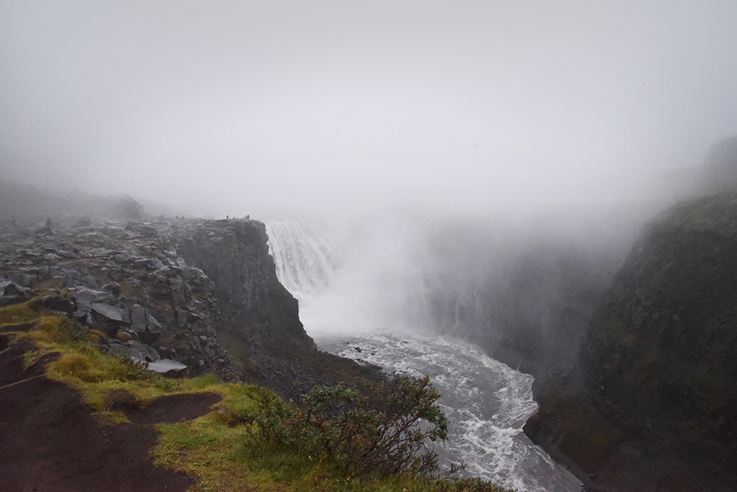 Visiter cascade Dettifoss Islande