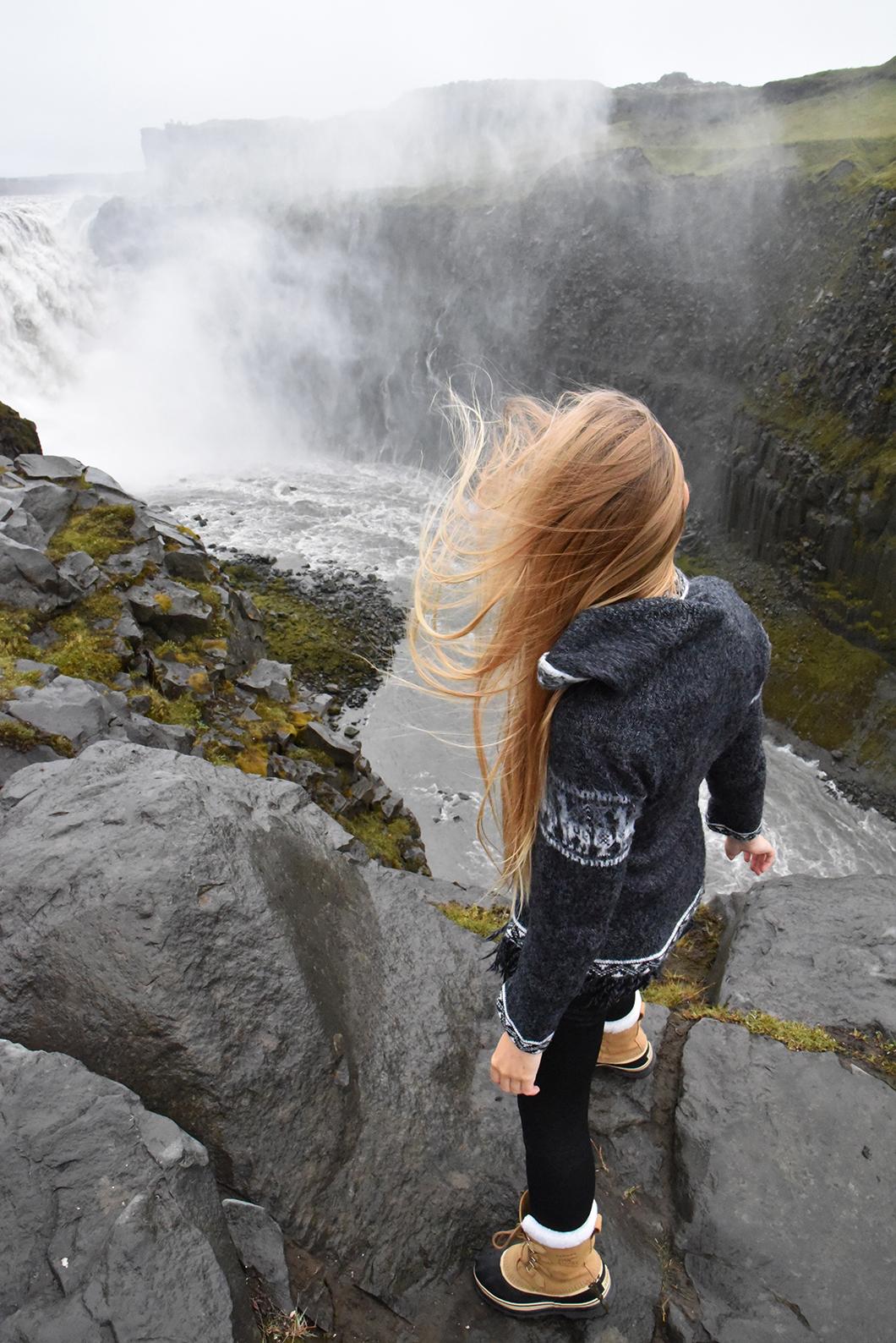 Dettifoss Islande