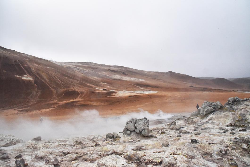 Visiter Hverarönd & Námafjall Myvatn