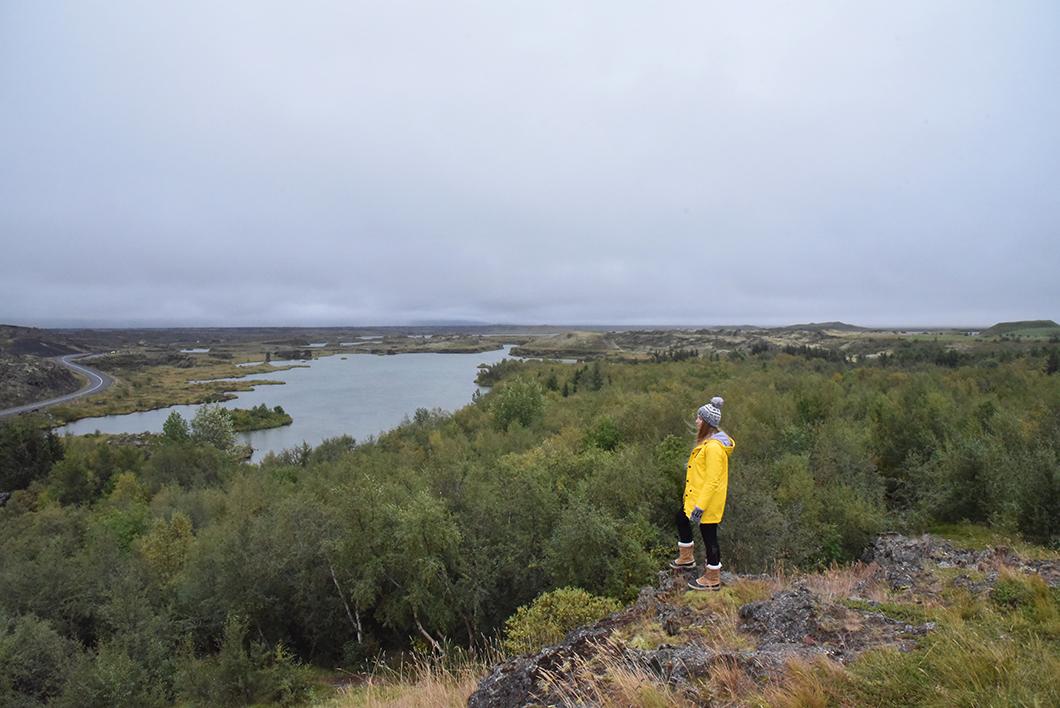 Höfði Myvatn