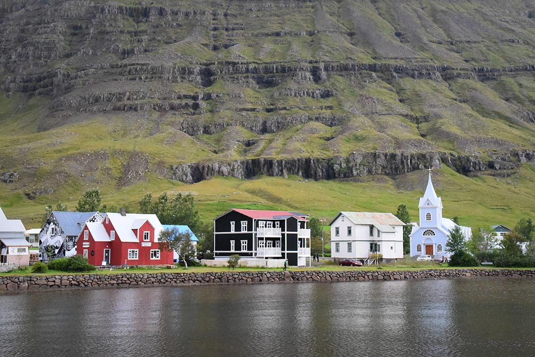 Seyðisfjörður - Islande
