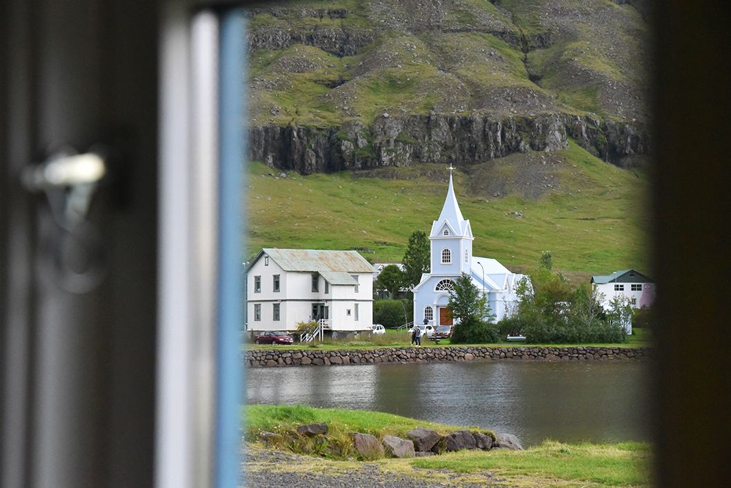 Où dormir à Seyðisfjörður ? - Hotel Aldan