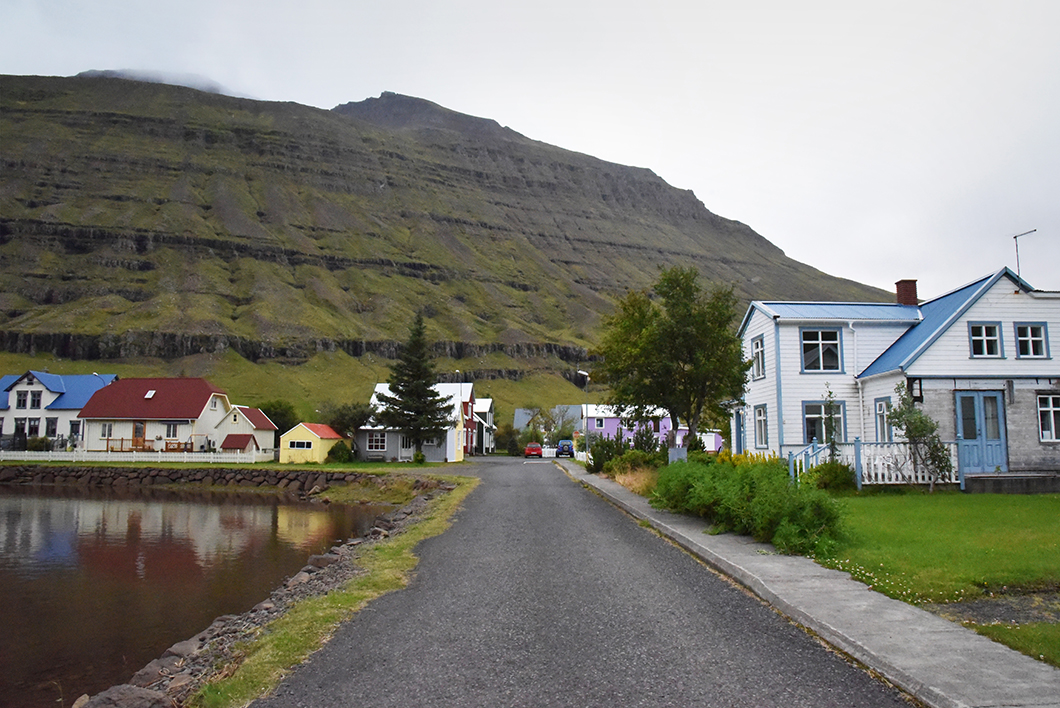 Seyðisfjörður - Fjords de l'est Islande
